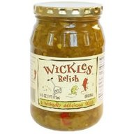 Wickles Pickles Sweet & Spicy Pickle Relish (16 oz jar) - CLEARANCE BEST BY JUNE 2013