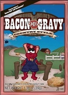 J&D's Bacon Flavored Country Style Gravy (One Pack)