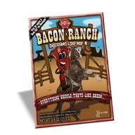 J&D's Bacon Ranch Dressing & Dip Dry Mix (One Pack)