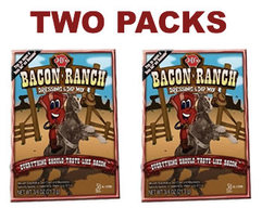 J&D's Bacon Ranch Dressing & Dip Dry Mix (Two Packs)