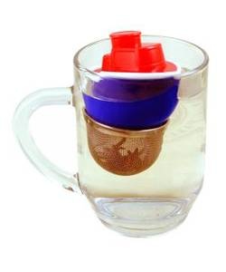 Float My Boat Floating Tea Infuser Tug Ship Loose Leaf Tea Leaves Steeper Amp Strainer