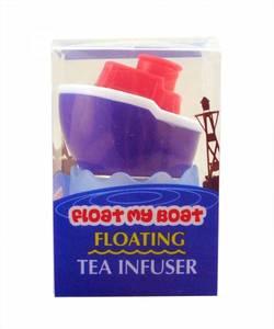 Float My Boat Floating Tea Infuser Tug Ship Loose Leaf Tea Leaves Steeper Amp Strainer
