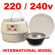 220/240v ACMC Tabletop Chocolate Tempering Machine Temperer