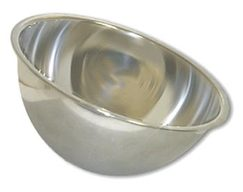 Accessories - Replacement Stainless Steel Bowl - fits Mini Rev & Rev2