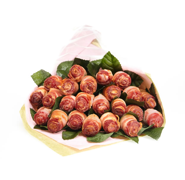 Bacon roses 24ct