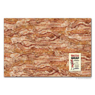 Bacon Gift Wrap Wrapping Paper