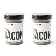 Skillet Street Bacon Jam (2 pack) - Bacon Chutney Spread (2 x 4 oz Jars)