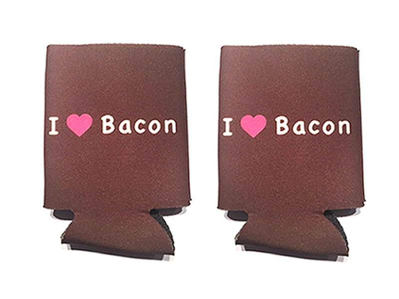 Bacon koozie two