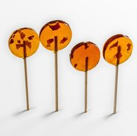 Maple Bacon Lollipops (12 ct) - Made With Real Bacon & Maple Syrup