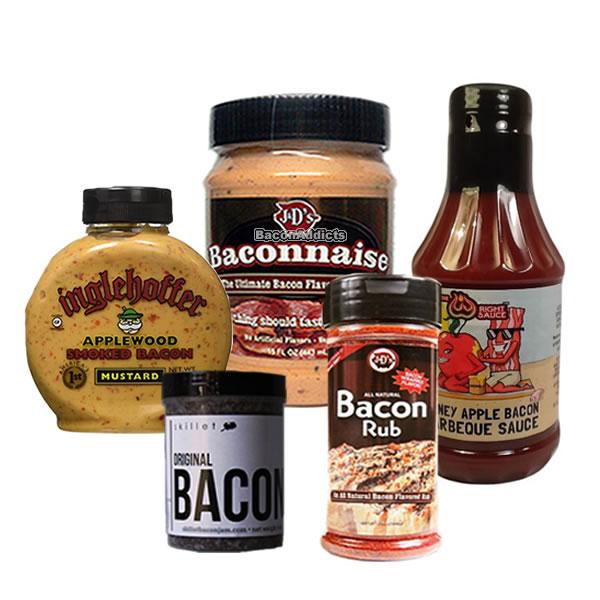 Bacon burger bbq pack 2017