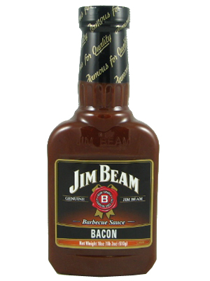 Jimbeam bacon bbq