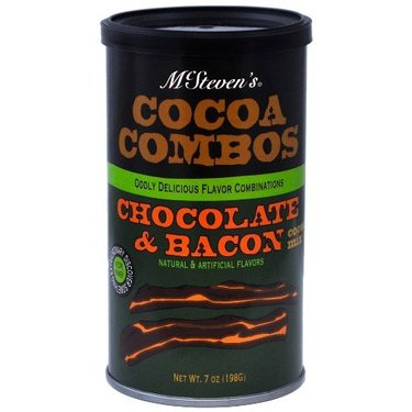 Bacon & Chocolate Flavored Hot Cocoa Drink Mix (7 oz)