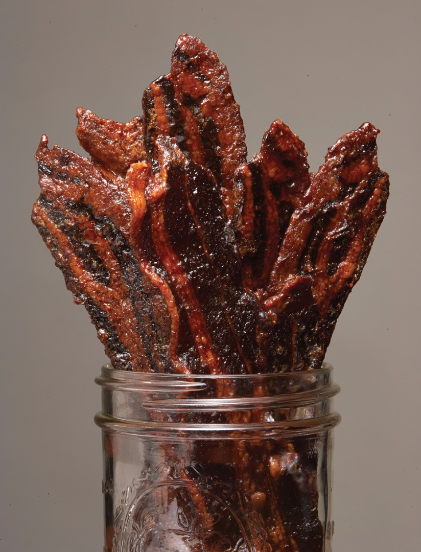 Bacon jar