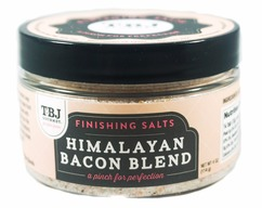 Himalayan Bacon Salt - Pink Himalayan Bacon Blend Finishing Salts