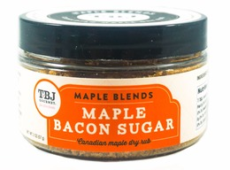 Maple Bacon Sugar - Canadian Maple Dry Rub