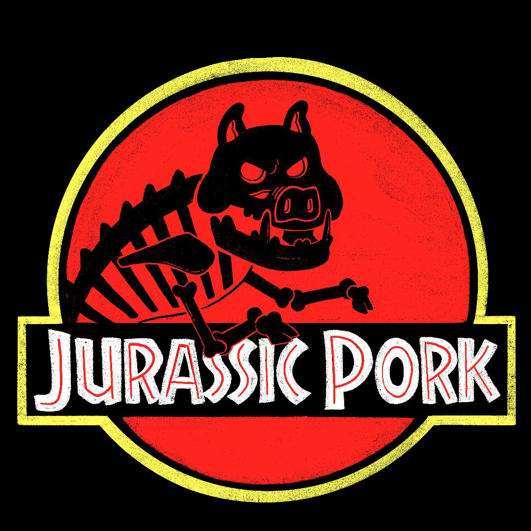 Web jurassic pork