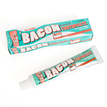 Bacon Flavor Toothpaste Flavored Tooth Paste (2.5 oz tube)