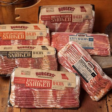 Ultimate Bacon Sampler Pack - Gourmet Smokehouse Bacon Gift Box