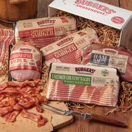 Colossal Bacon Sampler Pack - Gourmet Smokehouse Bacon Gift Box