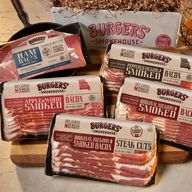 Country Bacon Sampler Pack - Dry Cured Gourmet Smokehouse Bacon Gift Box