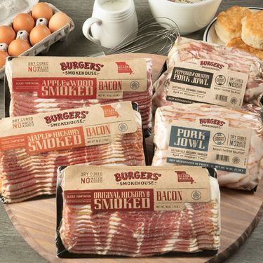Bacon & Pork Jowl Sampler Pack - Gourmet Smokehouse Bacon Gift Box