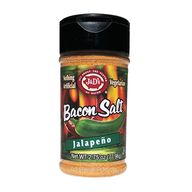 J&D's Jalapeno Bacon Salt Low Sodium All Natural Flavored Seasoning