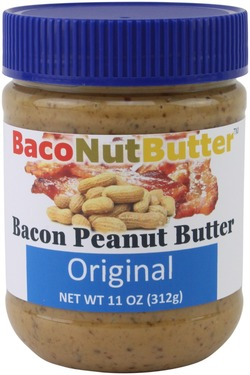 BacoNutButter Original Bacon Peanut Butter (11 oz)