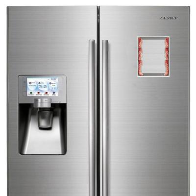 Dry earase baord mag fridge