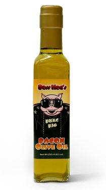 Bacon Olive OIl - Flavored Cooking Oils (8.5 oz bottle)