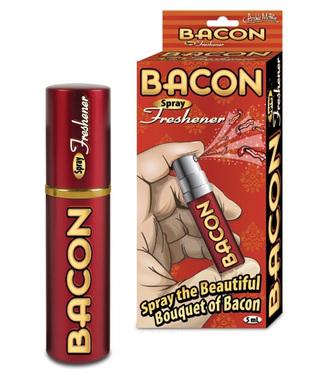 Bacon Fragrance Spray Scented Room & Home Air Freshener Gag Gift