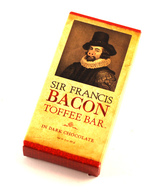 Sir Francis Bacon Dark Chocolate Toffee Bar (3 oz)