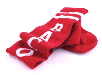 Bacon socks white2
