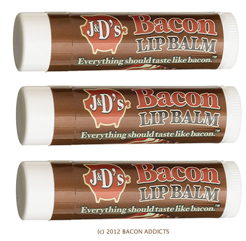 Jd bacon lip balm 3pack