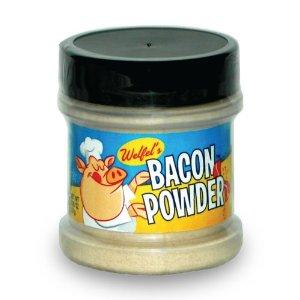 Welfels bacon powder