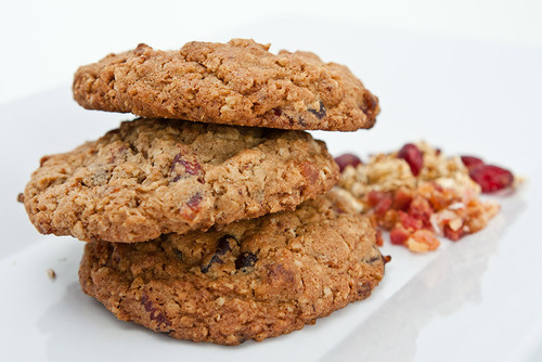 Bacon Oatmeal Cranberry Cookies (6 pack)