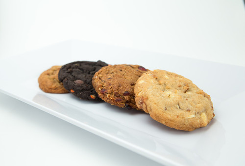 Bacon Cookies Cookie Sampler (8 pack)