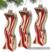 Bacon Ornaments Christmas Tree