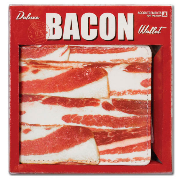 Bacon wallet large
