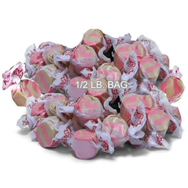 Maple Bacon Salt Water Taffy Flavored Taffies Candy (8 oz bag)