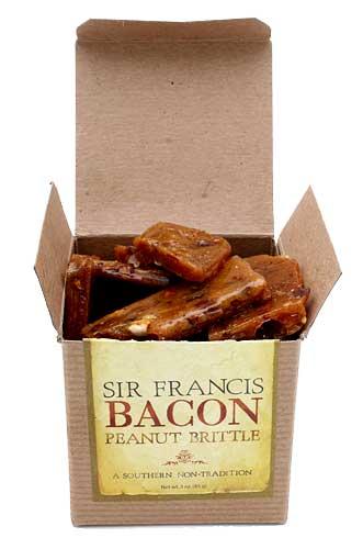 Bacon brittle open 3oz