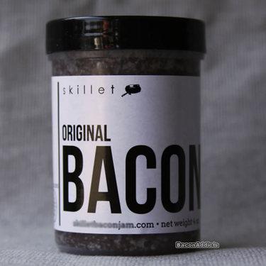 Skillet Street Bacon Jam - Bacon Chutney Spread (4 oz)