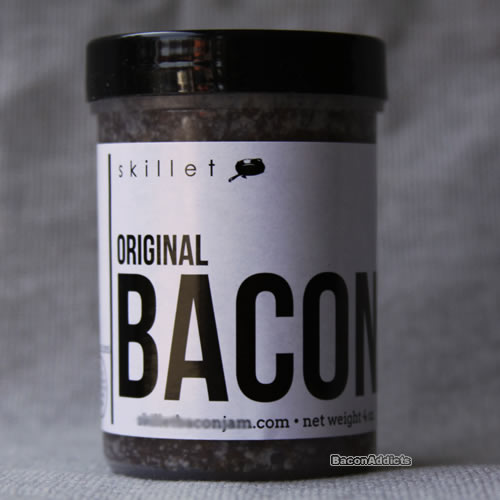 Bacon jam 4oz white