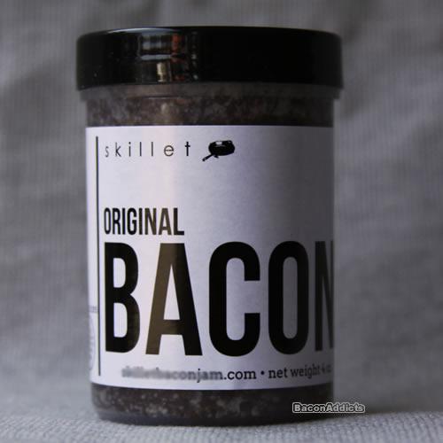 Bacon jam 4oz white