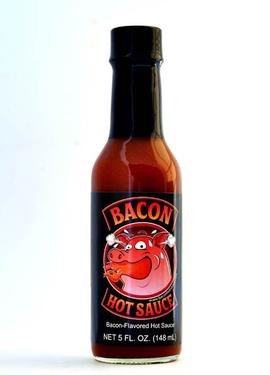 Original Bacon Flavored Hot Sauce (5 oz bottle)