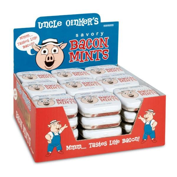 Bacon mints box case