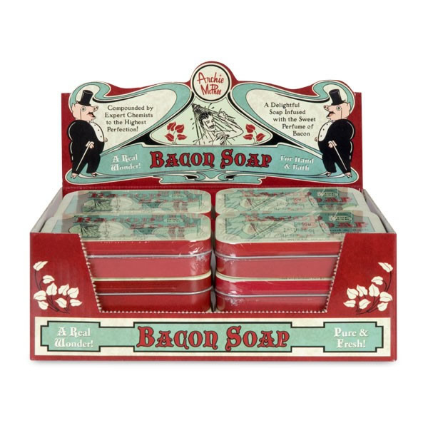 Bacon soap box case