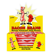 BULK Bacon Jelly Beans - Bacon Flavored Jellybeans Candy (12ct Retail Case)