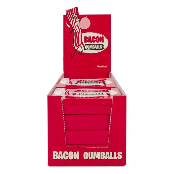 Bacon gumballs box case