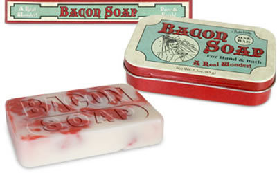 Bacon Soap - Frying Bacon Scent Hand & Bath Soap