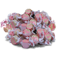 BULK Maple Bacon Salt Water Taffy Flavored Taffies Candy (2 lb)